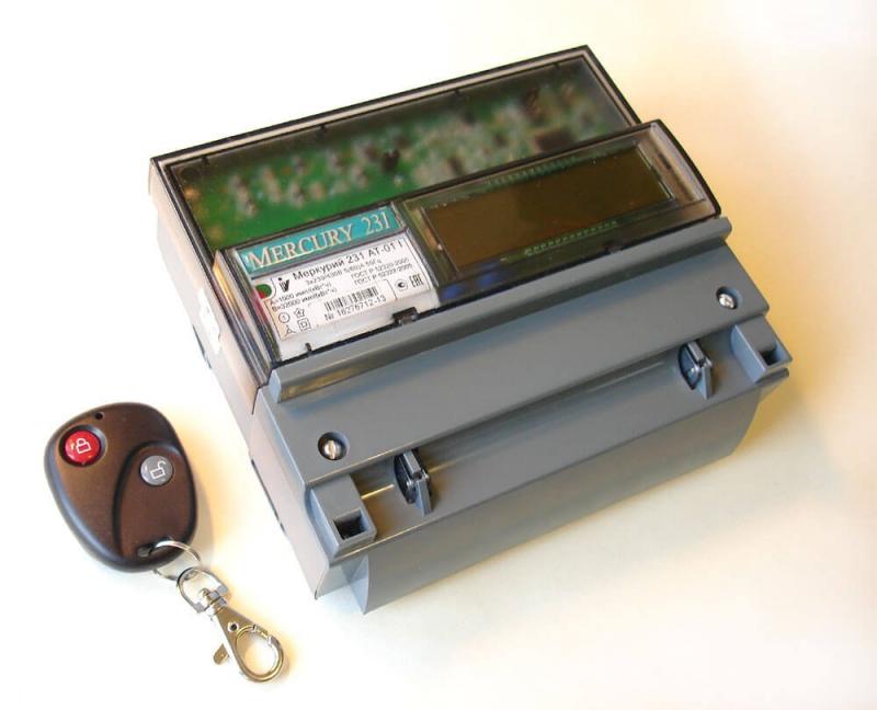 Энергосберегающий электросчетчик