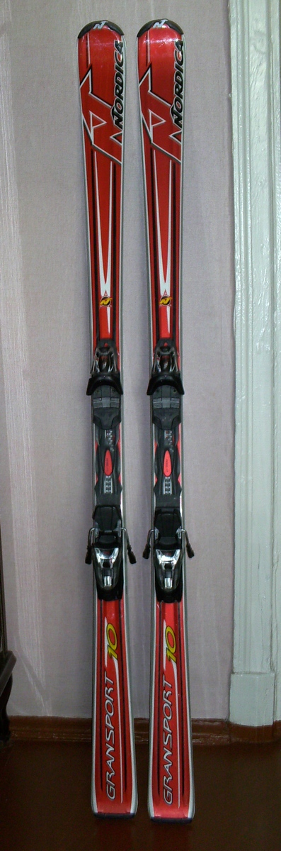 Продам горные лыжи 6000 руб.
