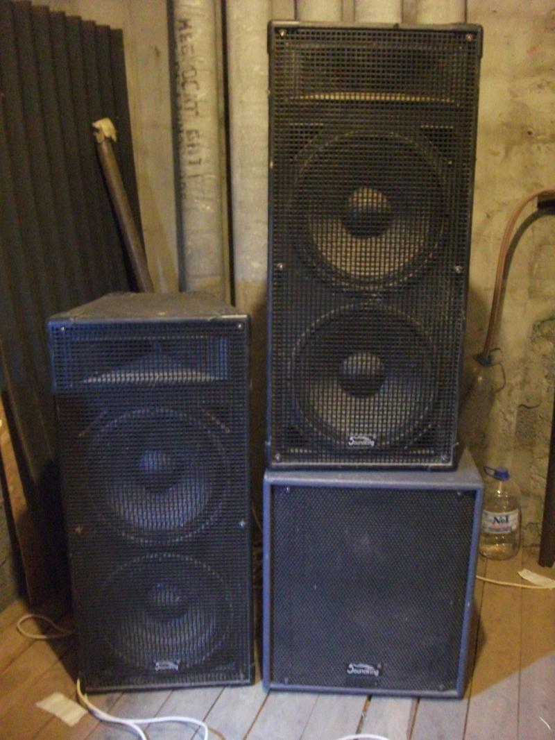 3 квт звуковое оборудование