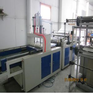 Линия для производства полиэтиленовых пакетов