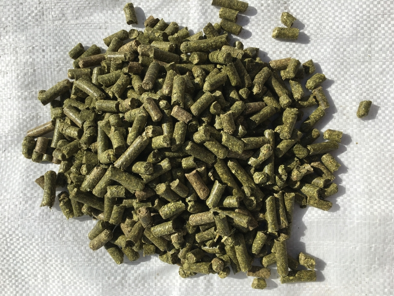 сено, люцерна гранулированная, сено, солома в тюках