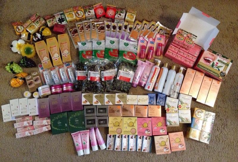 купить косметику в таиланде