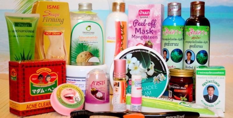 Купить недорогую тайскую косметику косметика купить в липецке