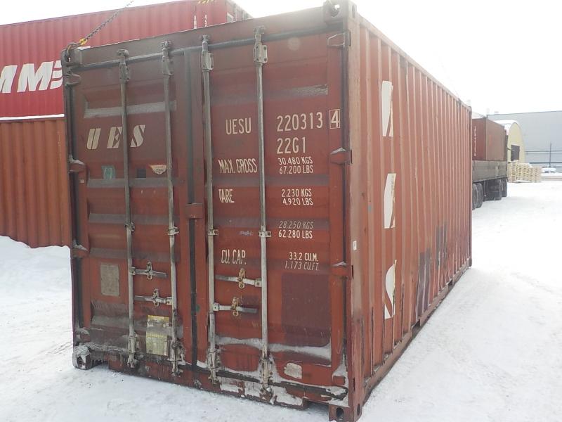 Продам контейнер 20.40 ф