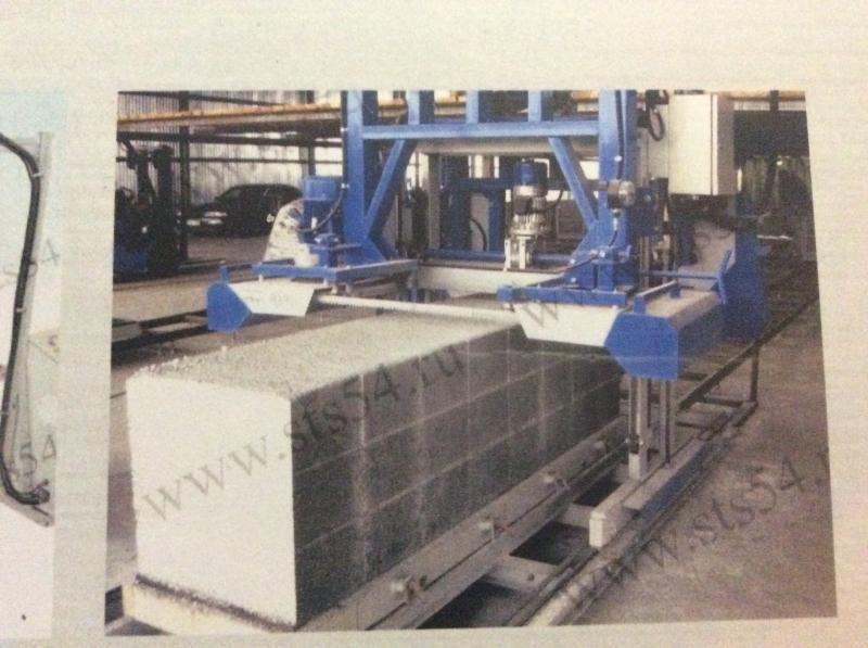 Автоматизированный резательный комплекс АРК-003