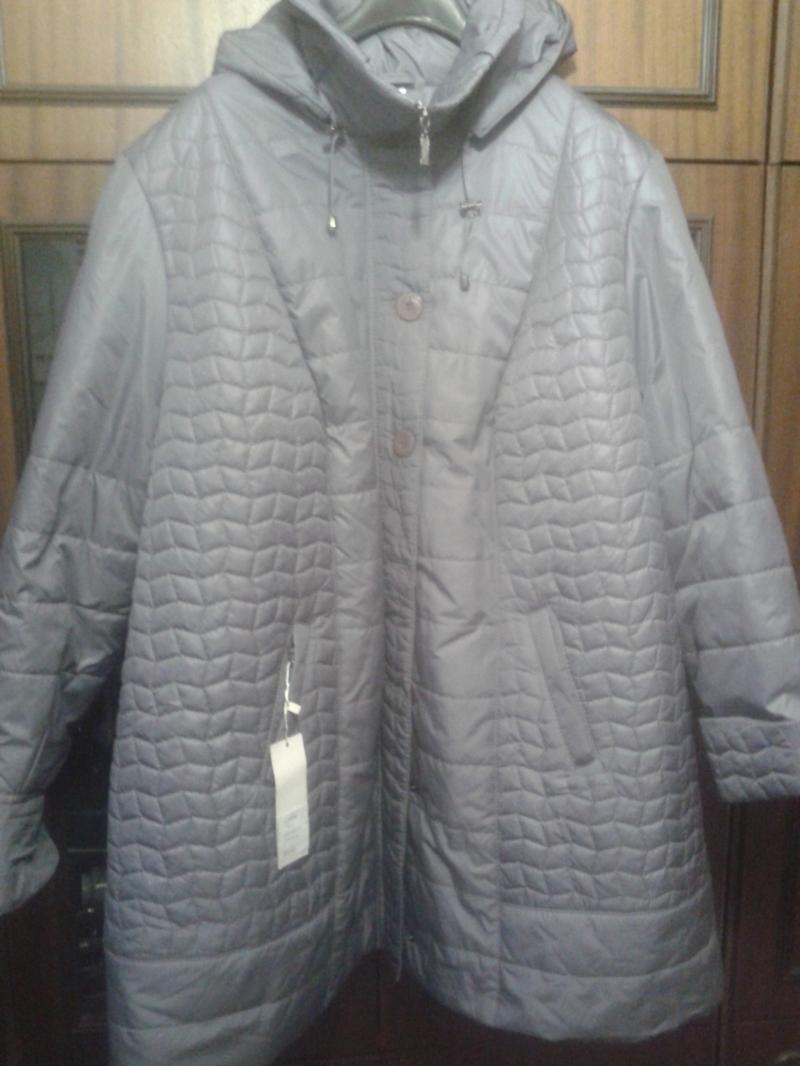 продам демисезонное большое пальто раз 68-70