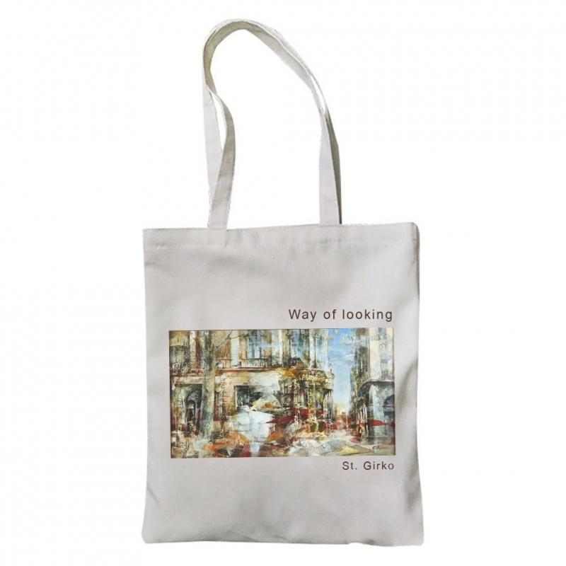 Стильные шопперы для влюбленных в Испанию и искусство.