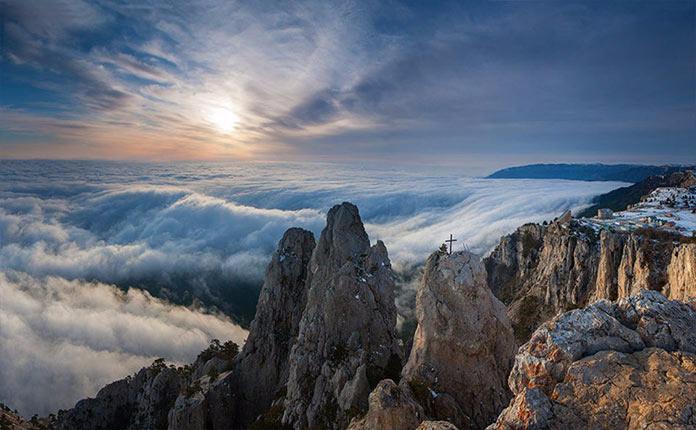 Горный Крым. Тур выходного дня.Перезагрузка на 100%