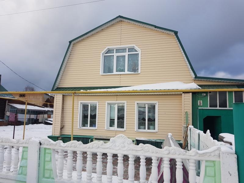 Продам жилой дом 90 м2