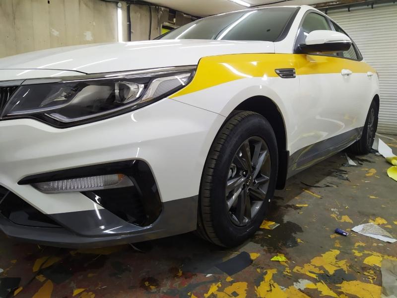 Оклейка авто от 8500 рублей