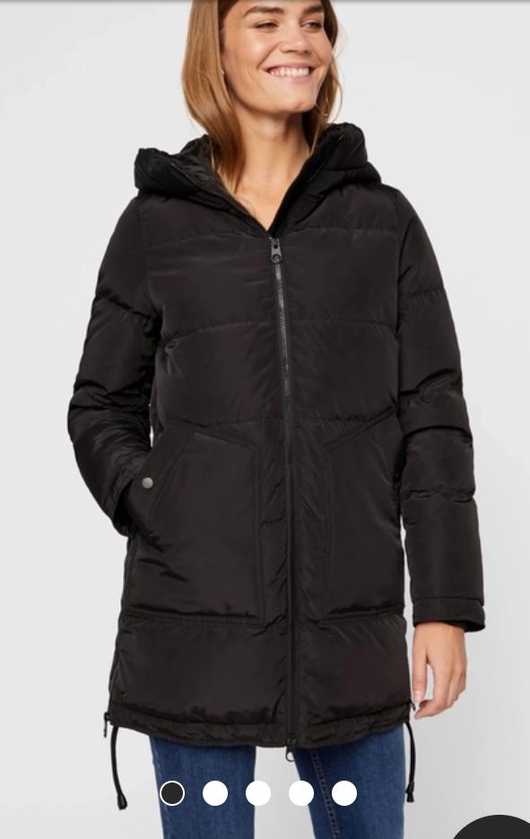 Стеганая куртка Vero moda