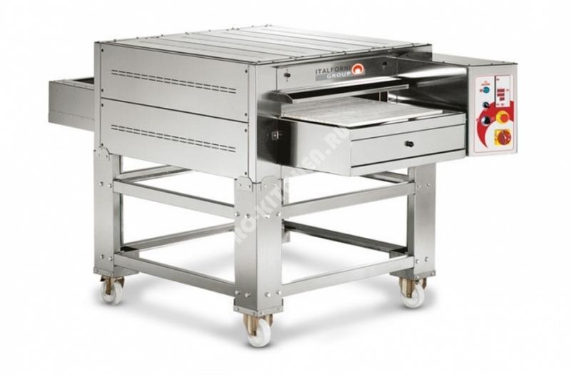Туннельная печь-конвейер для пиццы Italforni