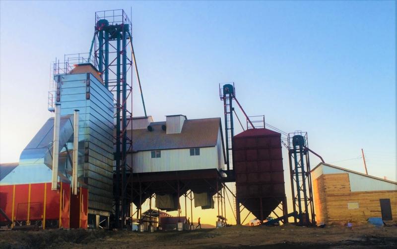 Строительство зерноочистительносушильных комплексов.Строительство зернохранилищ.