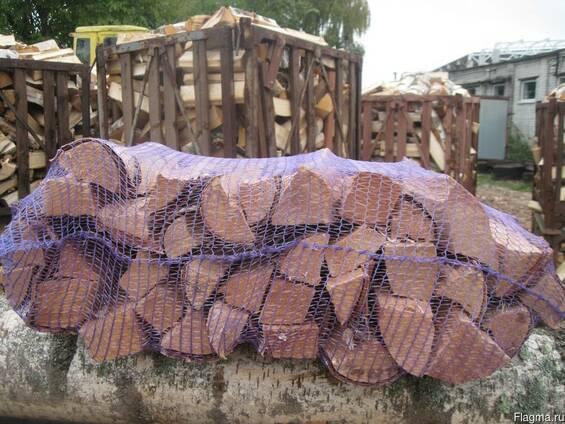 Березовые дрова камерной сушки