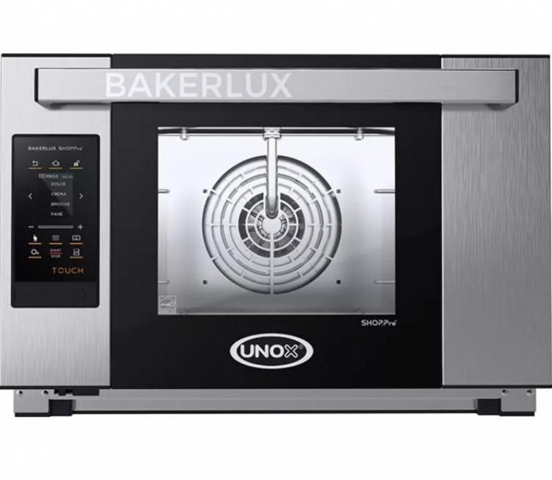 Печь конвекционная UNOX XEFT-03HS-ETDV
