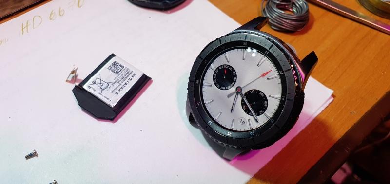 Экран для Samsung Gear S3 Frontier