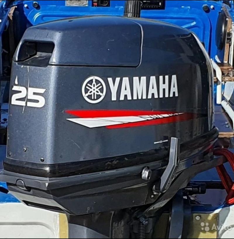 Лодочный мотор Yamaha 25 BMH