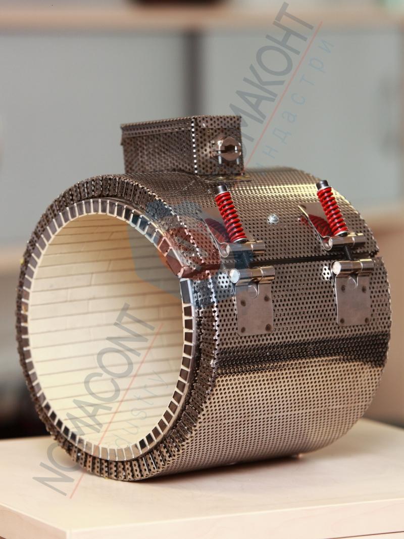 Нагреватели для экструдеров и ТПА