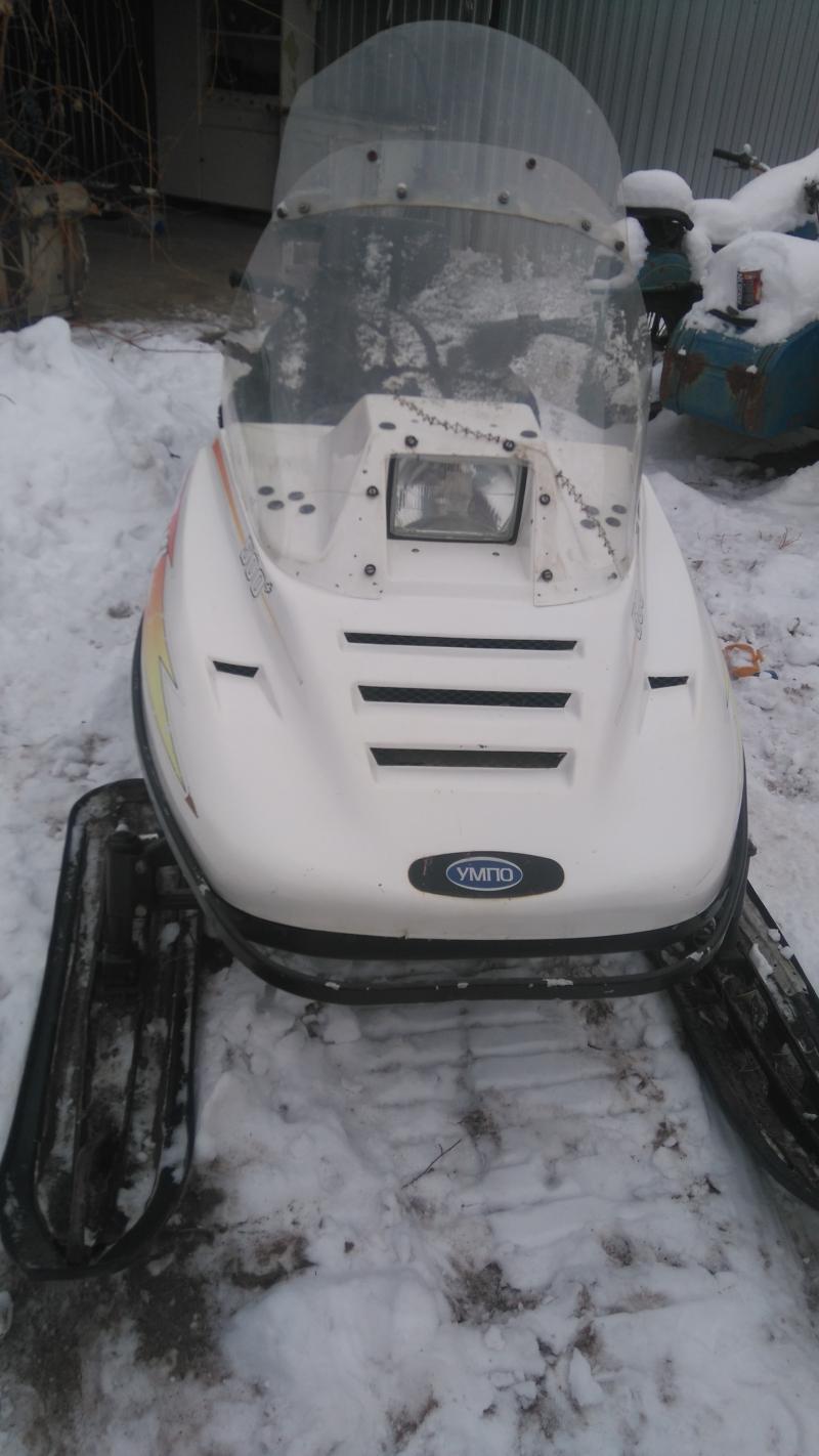 Снегоход Рысь 500