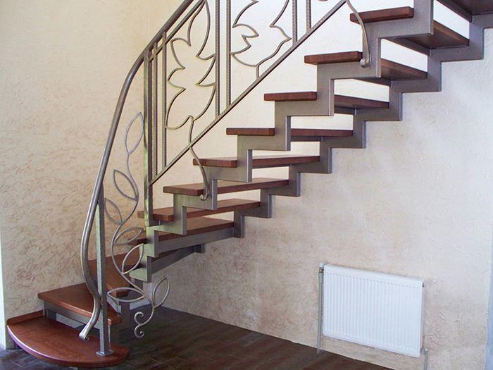 Лестницы, перила, ограждения