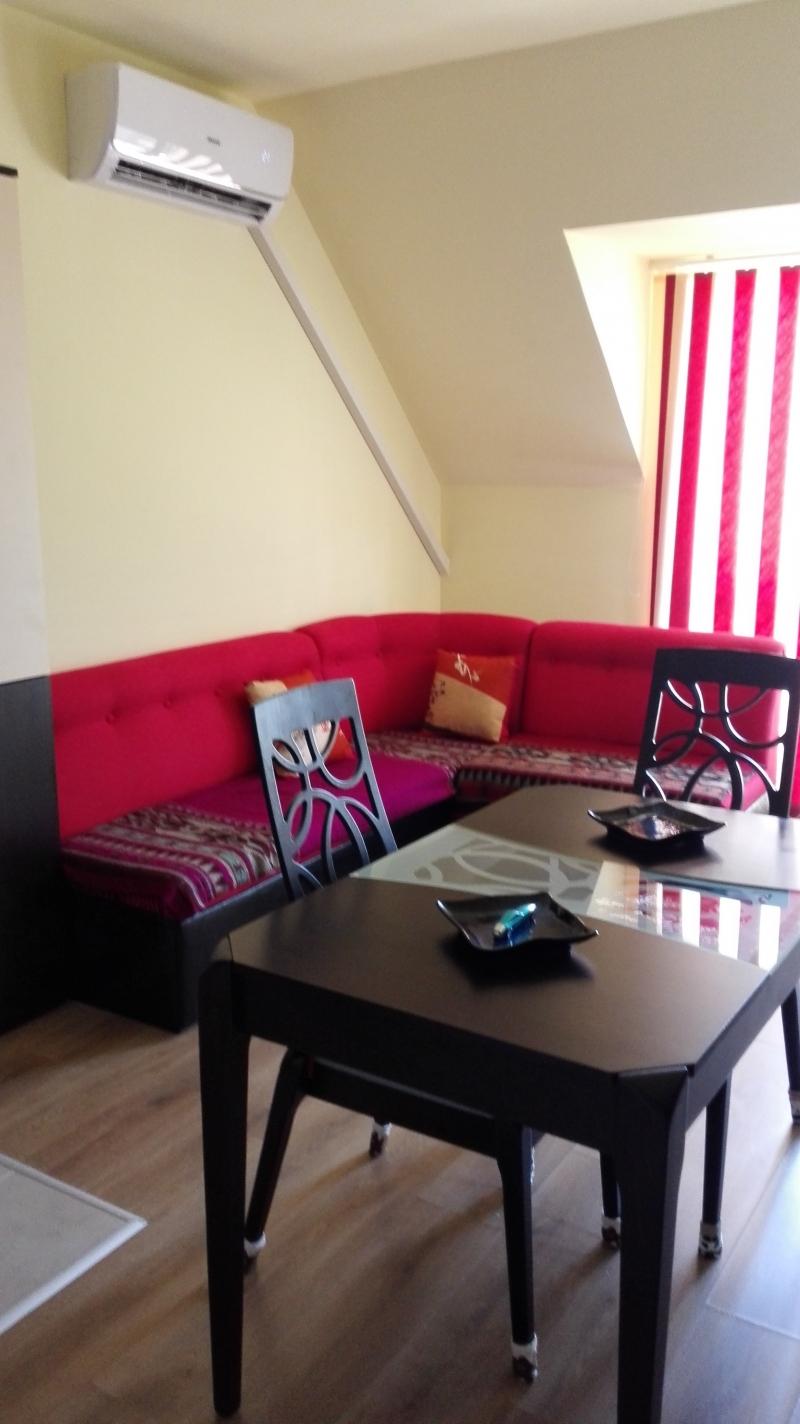 Комфортная новая 2-х ком кв-ра со стильной мебелью Поморие Болгария 400м от моря