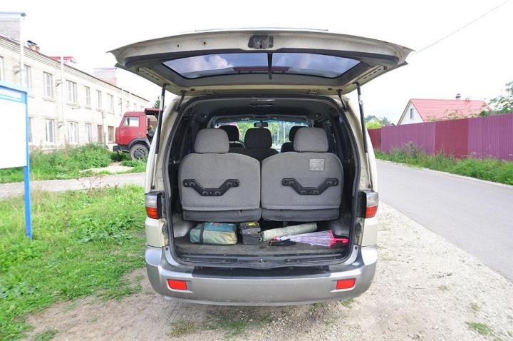 Hyundai Starex, 2004