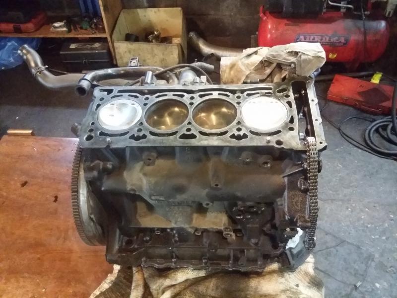 Ремонт двигателя с гарантией 50 т. пробега  1.6 FSi, 1.8 TSI, 2.0 tfsi VW, EP 6