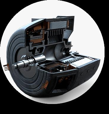 Ремонт тяговых электродвигателей (ТЭД)