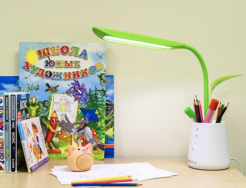 Здоровый Свет - Детская Светодиодная Лампа