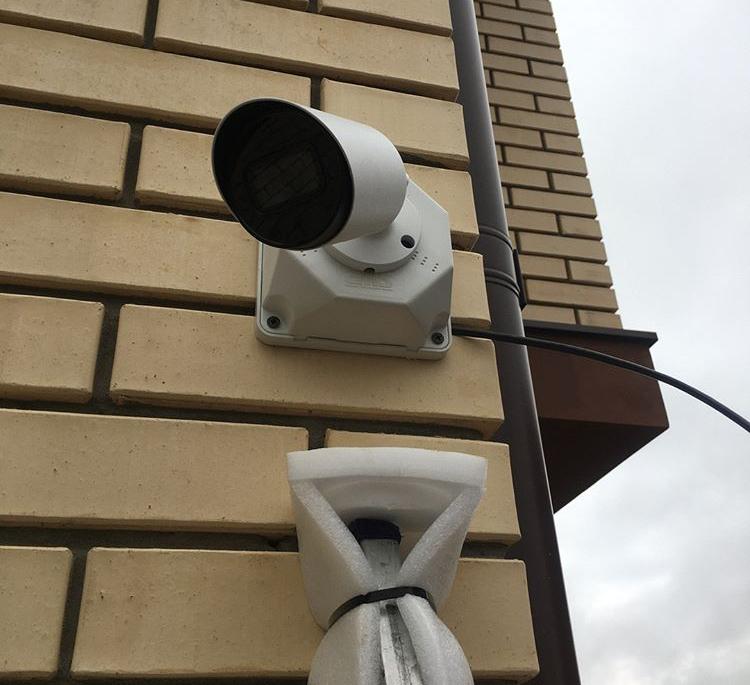 Видеонаблюдение монтаж ремонт