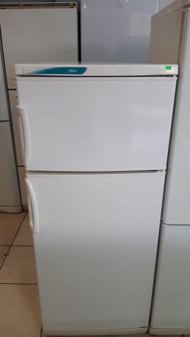 Холодильник двухкамерный #б/у Stinol-242Q в хорошем состояниии