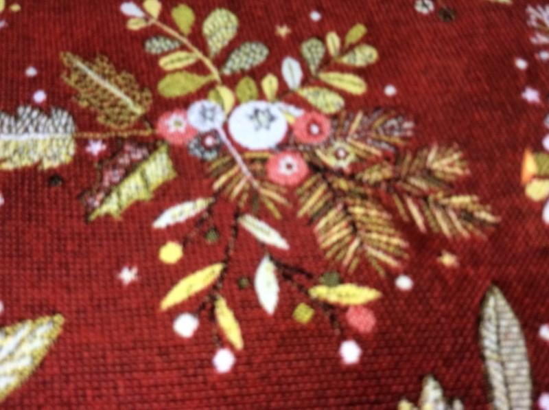 Скатерть новогодняя