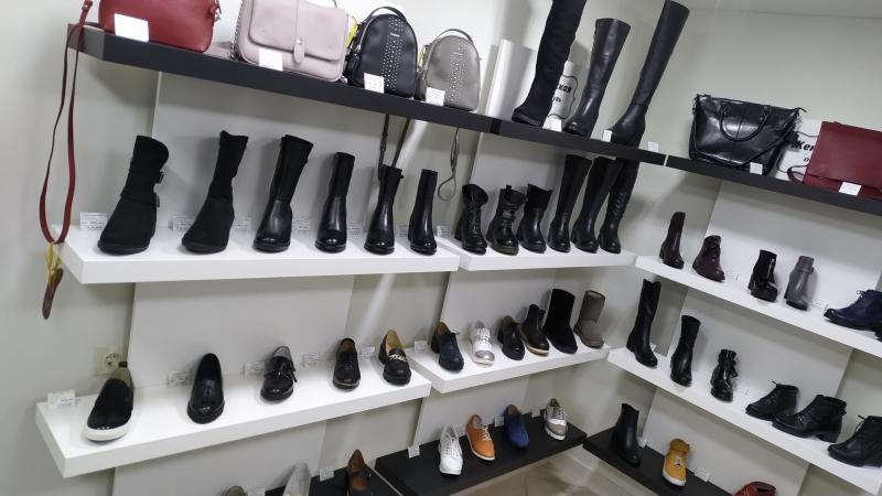 Обувь кожаная закрываю магазин СПб.