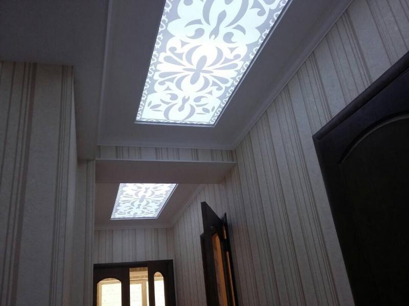Натяжные потолки в Кемерово