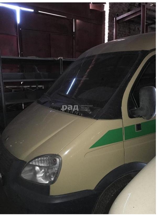 Срочно Продаются бронеавтомобили/инкассаторы на базе ГАС БМД Моторс 2873 2015 г